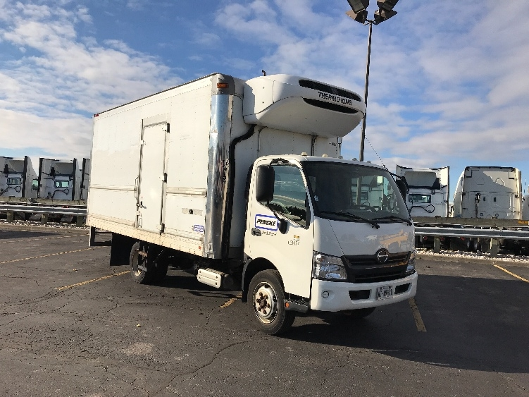Reefer Truck-Light and Medium Duty Trucks-Hino-2013-195-MISSISSAUGA-ON-240,361 km-$39,250