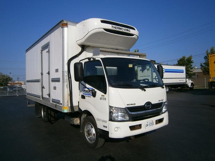 Reefer Truck-Light and Medium Duty Trucks-Hino-2013-195-MISSISSAUGA-ON-219,984 km-$36,750