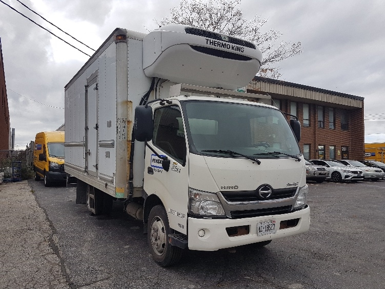 Reefer Truck-Light and Medium Duty Trucks-Hino-2013-195-MISSISSAUGA-ON-296,990 km-$33,750
