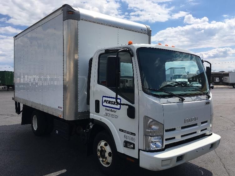 Medium Duty Box Truck-Light and Medium Duty Trucks-Isuzu-2013-NPR-MILWAUKEE-WI-92,104 miles-$25,000