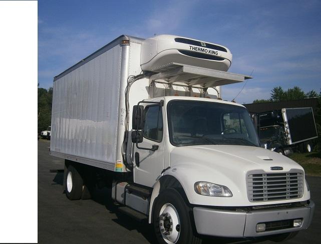 Reefer Truck-Light and Medium Duty Trucks-Freightliner-2013-M2-MEDFORD-MA-175,334 miles-$33,250