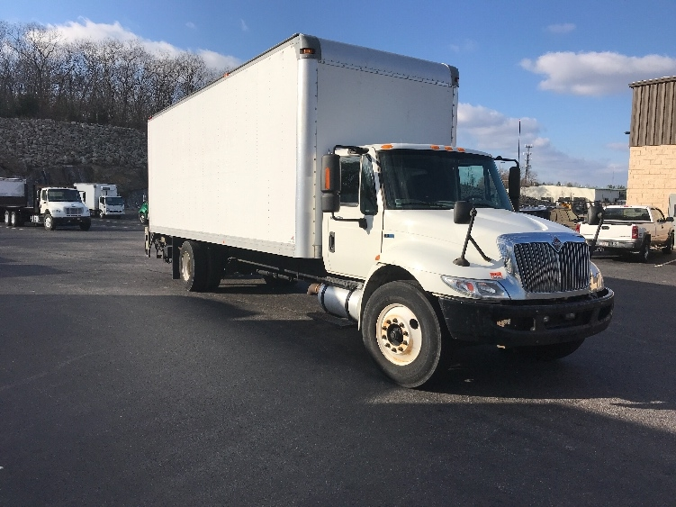 Medium Duty Box Truck-Light and Medium Duty Trucks-International-2013-4300-CRANSTON-RI-212,608 miles-$26,750