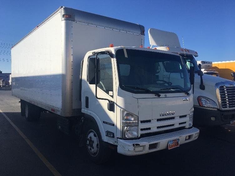 Medium Duty Box Truck-Light and Medium Duty Trucks-Isuzu-2013-NRR-WEST VALLEY CITY-UT-139,687 miles-$29,750