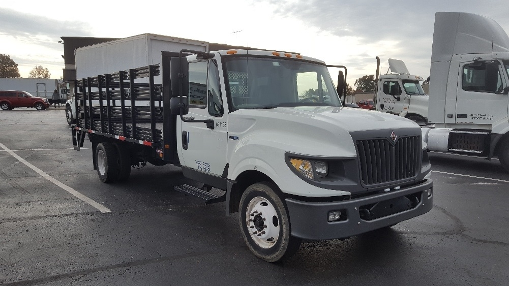 Flatbed Truck-Light and Medium Duty Trucks-International-2013-TERASTAR-LOUISVILLE-KY-29,495 miles-$29,750