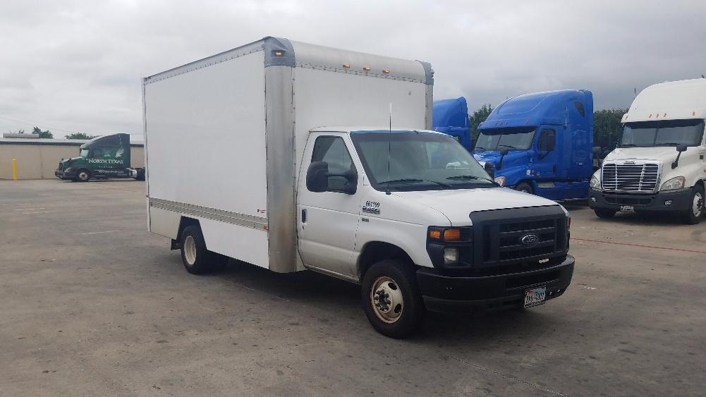 Light Duty Box Truck-Light and Medium Duty Trucks-Ford-2012-E450-DALLAS-TX-89,693 miles-$21,000