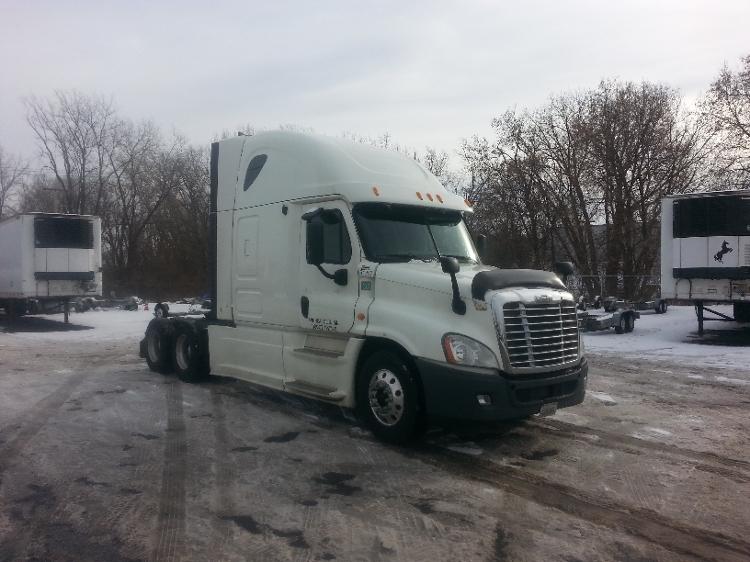 Sleeper Tractor-Heavy Duty Tractors-Freightliner-2013-Cascadia 12564ST-ROSEVILLE-MN-665,080 miles-$38,500