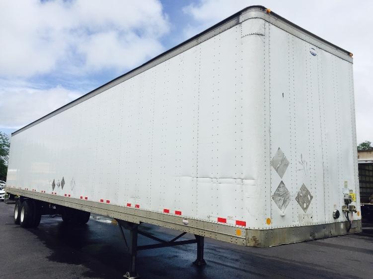 Dry Van Trailer-Semi Trailers-Luflin-2006-Trailer-CINCINNATI-OH-166,039 miles-$16,000