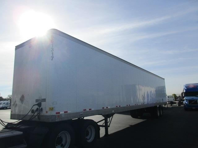 Dry Van Trailer-Semi Trailers-Luflin-2006-Trailer-FONTANA-CA-934,336 miles-$10,250
