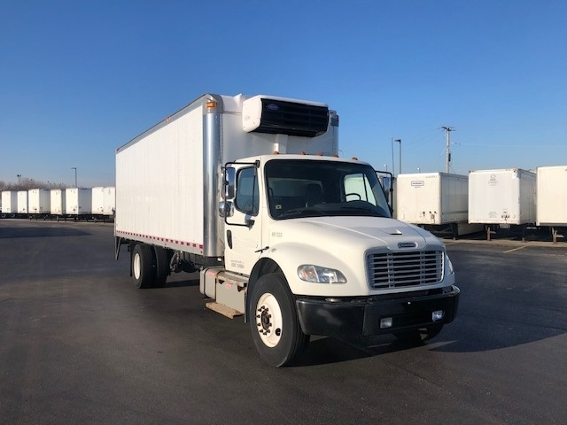 Reefer Truck-Light and Medium Duty Trucks-Freightliner-2013-M2-BEDFORD PARK-IL-220,196 miles-$32,000