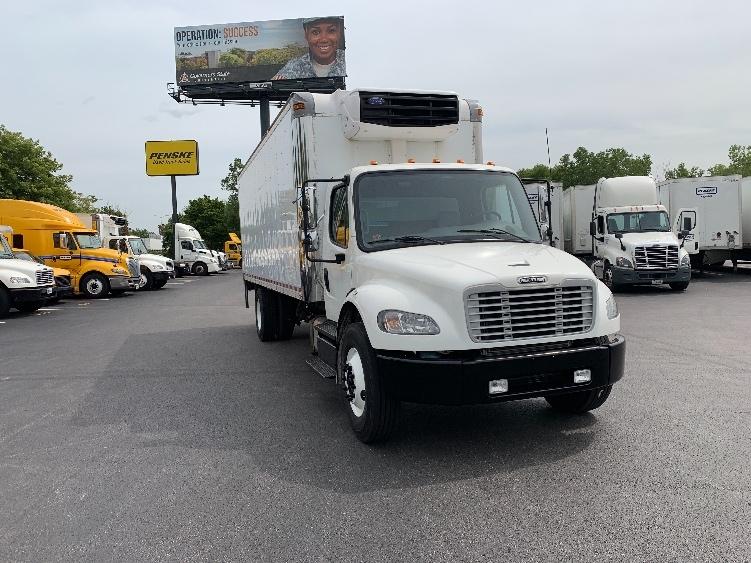 Reefer Truck-Light and Medium Duty Trucks-Freightliner-2013-M2-CHICAGO RIDGE-IL-204,151 miles-$34,750