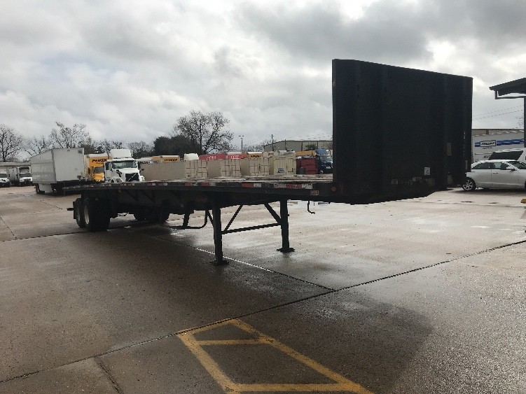Flatbed Trailer-Semi Trailers-Fontaine-2006-Trailer-HOUSTON-TX-447,378 miles-$11,500