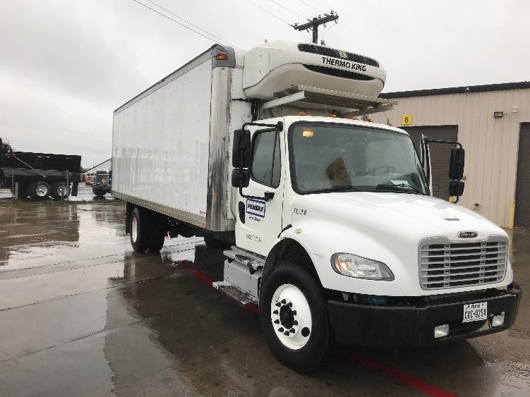 Reefer Truck-Light and Medium Duty Trucks-Freightliner-2013-M2-DALLAS-TX-265,852 miles-$29,250