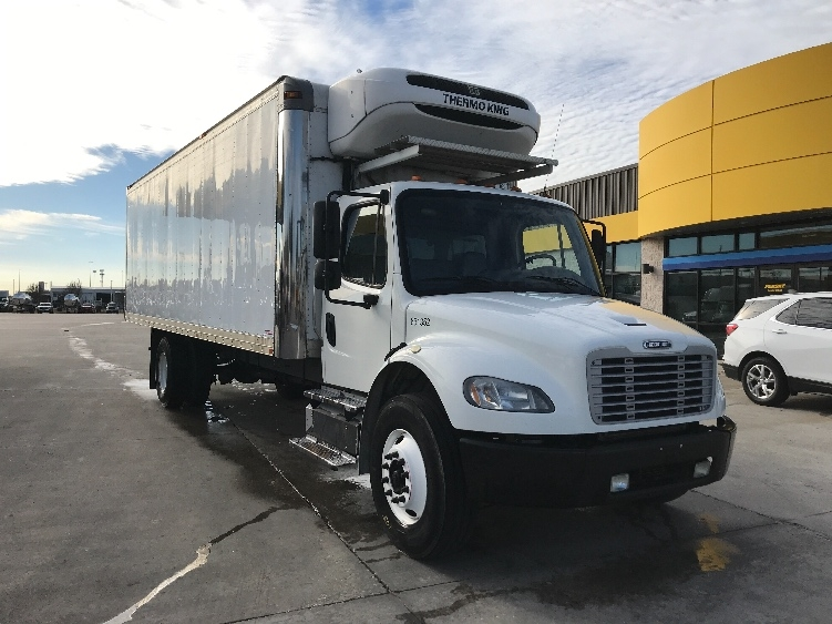 Reefer Truck-Light and Medium Duty Trucks-Freightliner-2013-M2-HOUSTON-TX-301,041 miles-$22,250