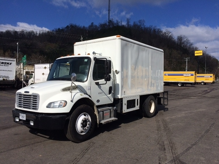 Cold Plate-Light and Medium Duty Trucks-Freightliner-2013-M2-KNOXVILLE-TN-192,684 miles-$38,250