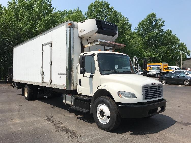 Reefer Truck-Light and Medium Duty Trucks-Freightliner-2013-M2-WICKLIFFE-OH-149,015 miles-$37,500
