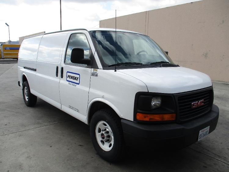 Cargo Van (Panel Van)-Light and Medium Duty Trucks-GMC-2013-Savana G23705-WEST SACRAMENTO-CA-92,995 miles-$16,500