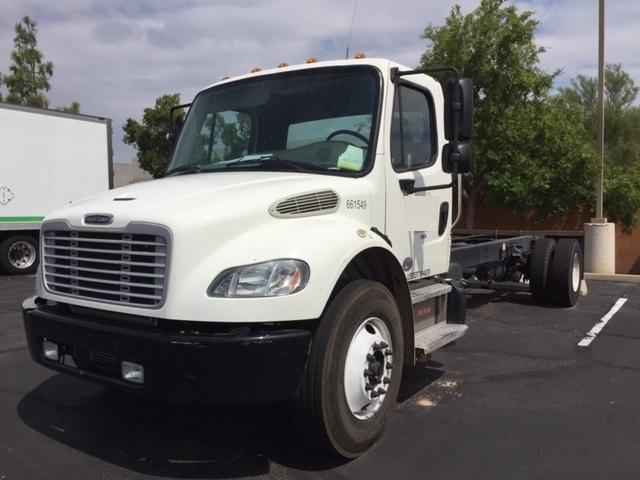 Flatbed Truck-Light and Medium Duty Trucks-Freightliner-2013-M2-PHOENIX-AZ-155,056 miles-$45,000