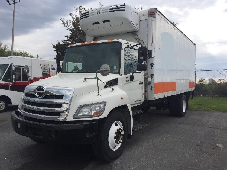 Reefer Truck-Light and Medium Duty Trucks-Hino-2013-338-HARRISONBURG-VA-291,633 miles-$14,000