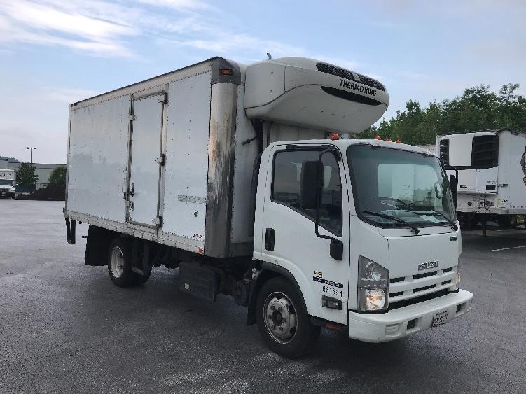 Reefer Truck-Light and Medium Duty Trucks-Isuzu-2013-NQR-JESSUP-MD-169,232 miles-$33,000