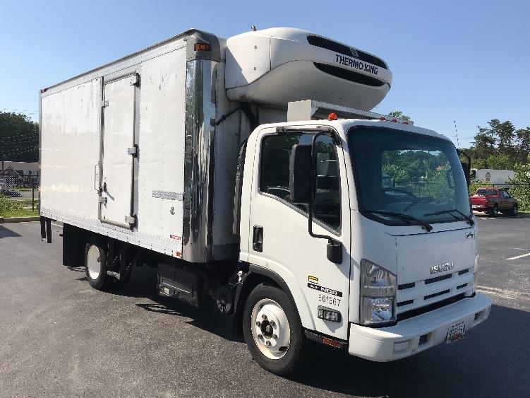 Reefer Truck-Light and Medium Duty Trucks-Isuzu-2013-NQR-JESSUP-MD-127,870 miles-$38,250
