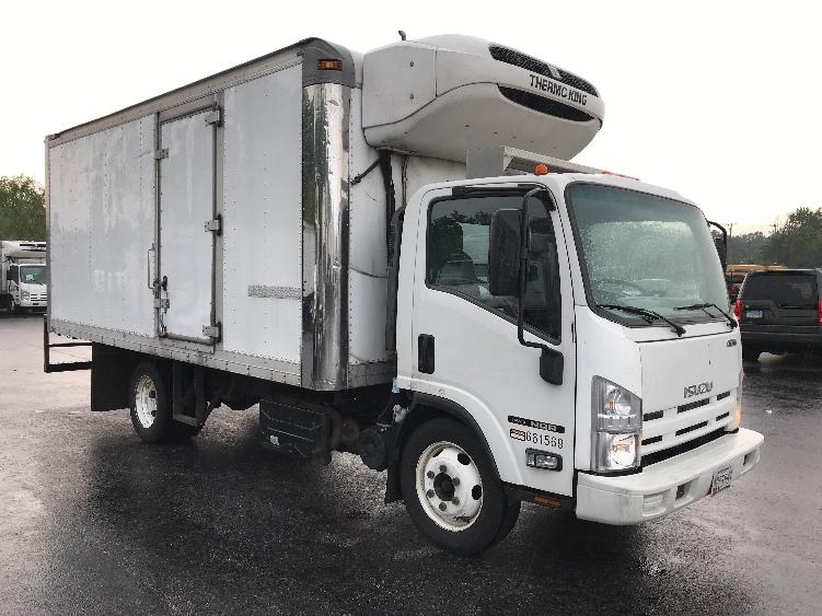 Reefer Truck-Light and Medium Duty Trucks-Isuzu-2013-NQR-JESSUP-MD-170,580 miles-$33,000