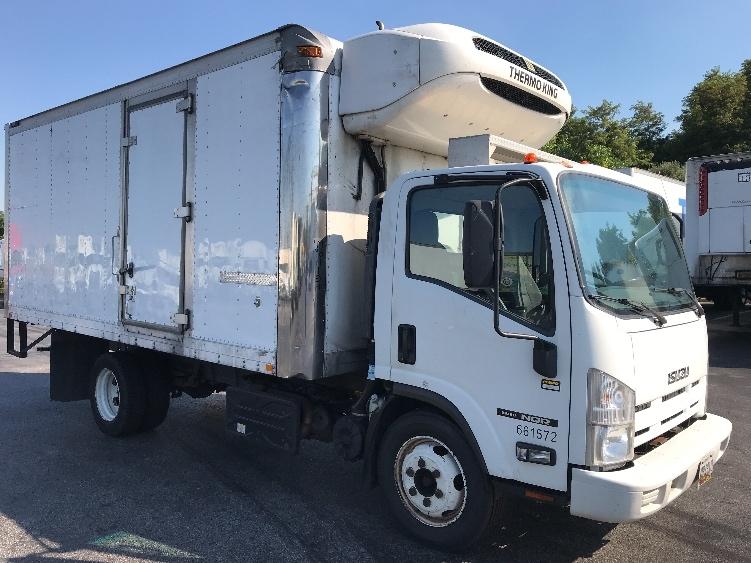 Reefer Truck-Light and Medium Duty Trucks-Isuzu-2013-NQR-JESSUP-MD-142,107 miles-$37,000