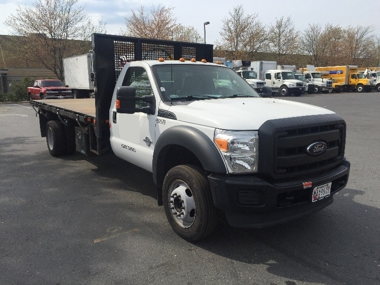 Flatbed Truck-Light and Medium Duty Trucks-Ford-2012-F550-CAPITOL HEIGHTS-MD-105,061 miles-$29,500