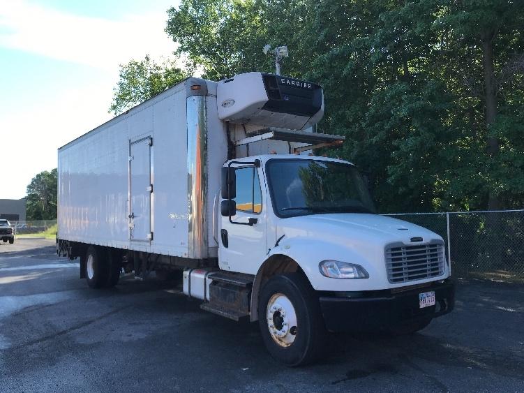 Reefer Truck-Light and Medium Duty Trucks-Freightliner-2013-M2-WICKLIFFE-OH-163,927 miles-$36,250