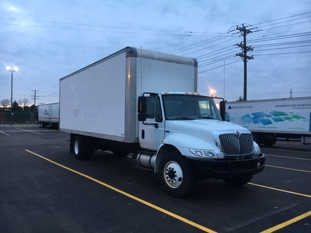 Medium Duty Box Truck-Light and Medium Duty Trucks-International-2013-4300-PLYMOUTH-MI-92,319 miles-$42,000