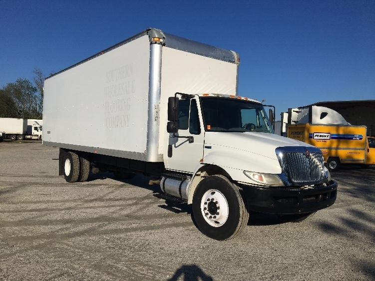 Medium Duty Box Truck-Light and Medium Duty Trucks-International-2013-4300-ALBANY-GA-235,744 miles-$22,000