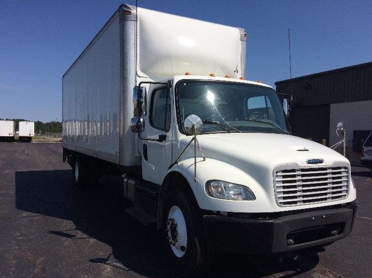 Medium Duty Box Truck-Light and Medium Duty Trucks-Freightliner-2013-M2-ROTHSCHILD-WI-370,088 miles-$26,250
