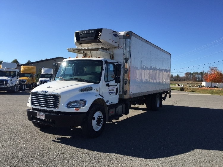 Reefer Truck-Light and Medium Duty Trucks-Freightliner-2013-M2-CRANSTON-RI-164,592 miles-$46,250