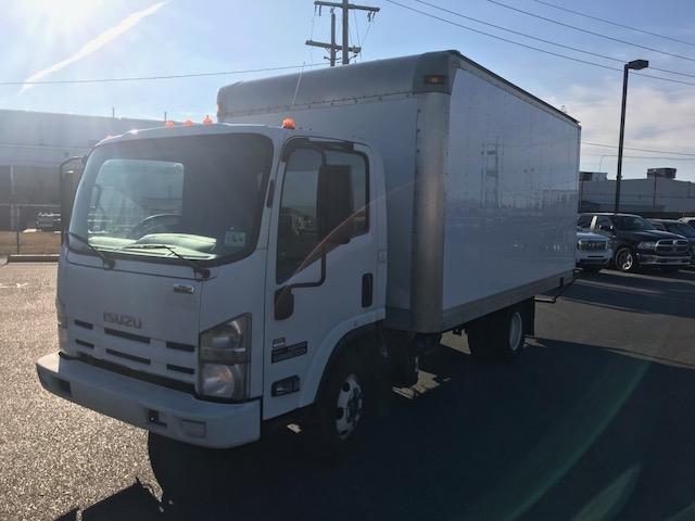 Medium Duty Box Truck-Light and Medium Duty Trucks-Isuzu-2012-NPR-HAMMOND-LA-141,215 miles-$21,500