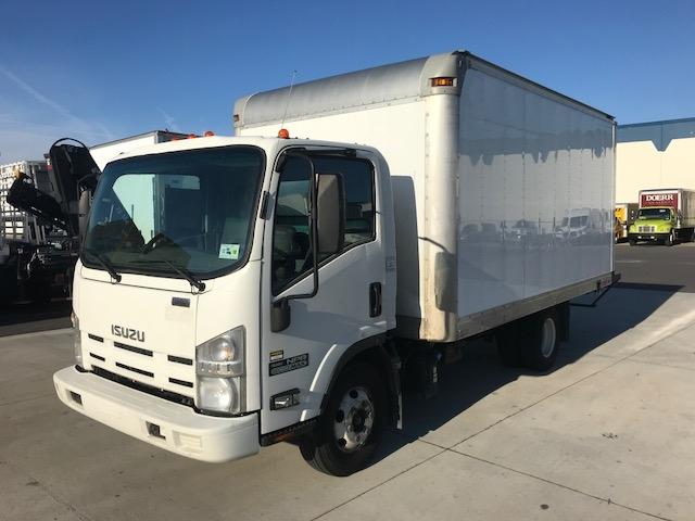 Medium Duty Box Truck-Light and Medium Duty Trucks-Isuzu-2012-NPR-HAMMOND-LA-107,907 miles-$23,250
