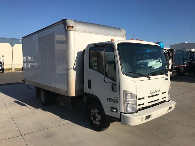 Medium Duty Box Truck-Light and Medium Duty Trucks-Isuzu-2012-NPR-HAMMOND-LA-148,229 miles-$21,000