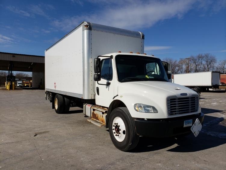 Medium Duty Box Truck-Light and Medium Duty Trucks-Freightliner-2013-M2-HARTFORD-CT-218,318 miles-$22,250