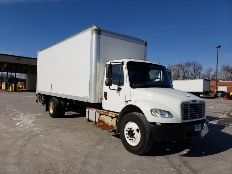 Medium Duty Box Truck-Light and Medium Duty Trucks-Freightliner-2013-M2-HARTFORD-CT-204,055 miles-$23,250