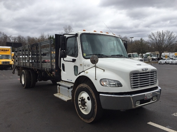 Flatbed Truck-Light and Medium Duty Trucks-Freightliner-2013-M2-CAPITOL HEIGHTS-MD-173,087 miles-$39,250
