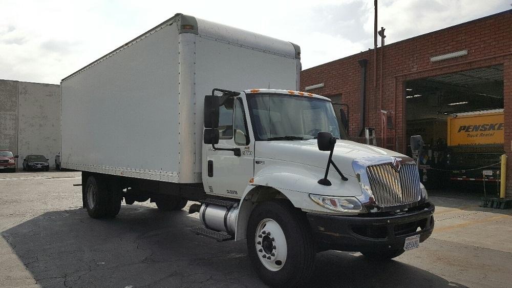 Medium Duty Box Truck-Light and Medium Duty Trucks-International-2013-4300M7-LOS ANGELES-CA-89,306 miles-$40,750