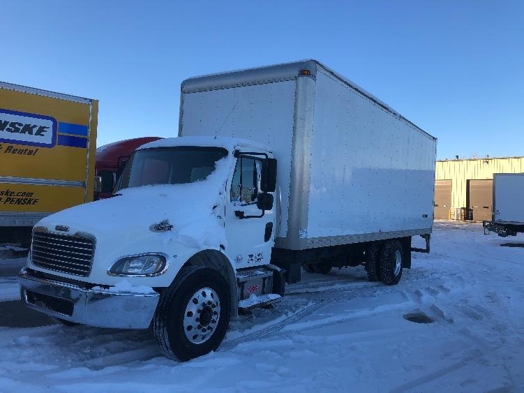 Medium Duty Box Truck-Light and Medium Duty Trucks-Freightliner-2013-M2-CALGARY-AB-305,945 km-$40,750