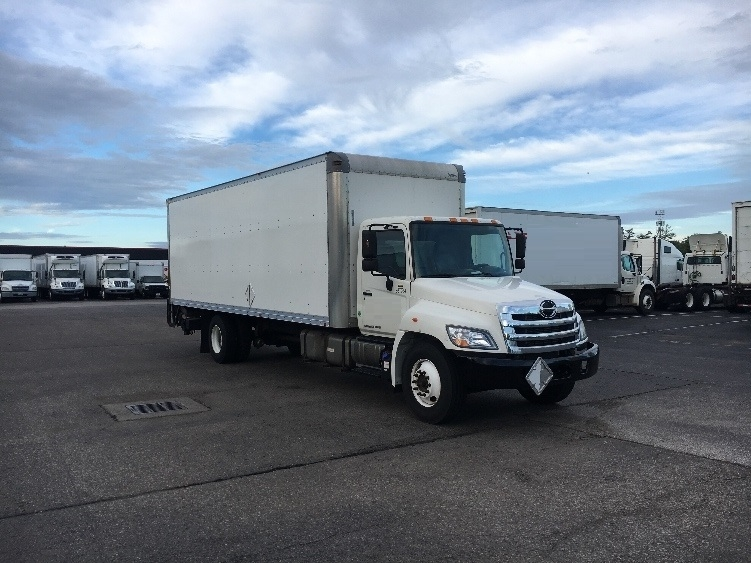 Medium Duty Box Truck-Light and Medium Duty Trucks-Hino-2013-338-RICHMOND-IN-173,944 miles-$38,250