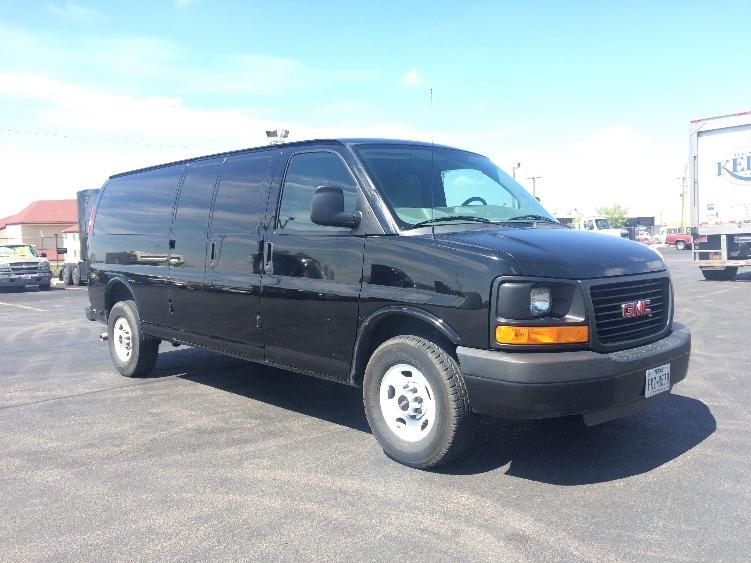 Cargo Van (Panel Van)-Light and Medium Duty Trucks-GMC-2013-Savana G33705-EL PASO-TX-78,491 miles-$16,500