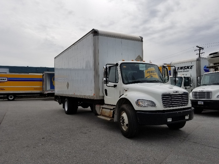 Medium Duty Box Truck-Light and Medium Duty Trucks-Freightliner-2013-M2-BURNABY-BC-288,188 km-$41,000