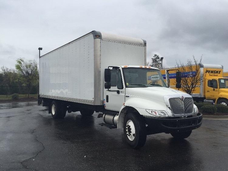 Medium Duty Box Truck-Light and Medium Duty Trucks-International-2013-4300-CHESTER-VA-101,300 miles-$43,750
