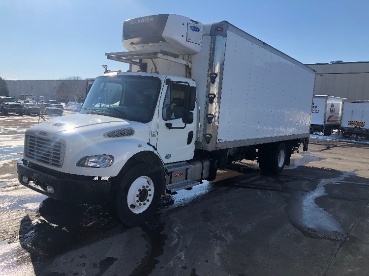 Reefer Truck-Light and Medium Duty Trucks-Freightliner-2013-M2-ROSEVILLE-MN-388,086 miles-$18,250