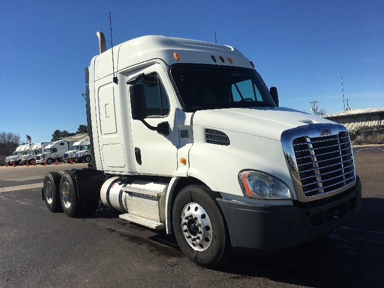 Sleeper Tractor-Heavy Duty Tractors-Freightliner-2013-Cascadia 11364ST-RICHLAND-MS-416,519 miles-$55,000