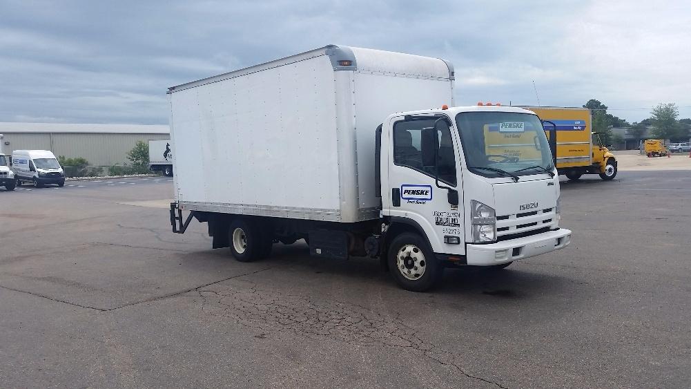 Medium Duty Box Truck-Light and Medium Duty Trucks-Isuzu-2013-NPR-RICHLAND-MS-118,908 miles-$26,500