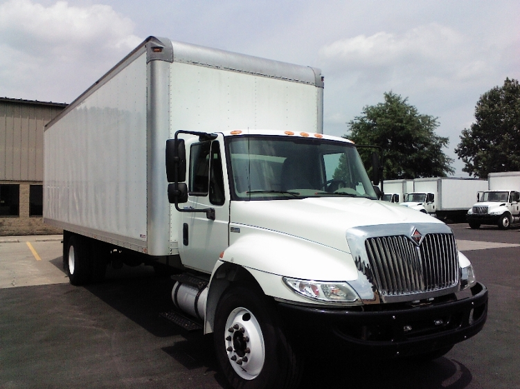 Medium Duty Box Truck-Light and Medium Duty Trucks-International-2013-4300-BLOOMINGTON-IN-81,393 miles-$40,750