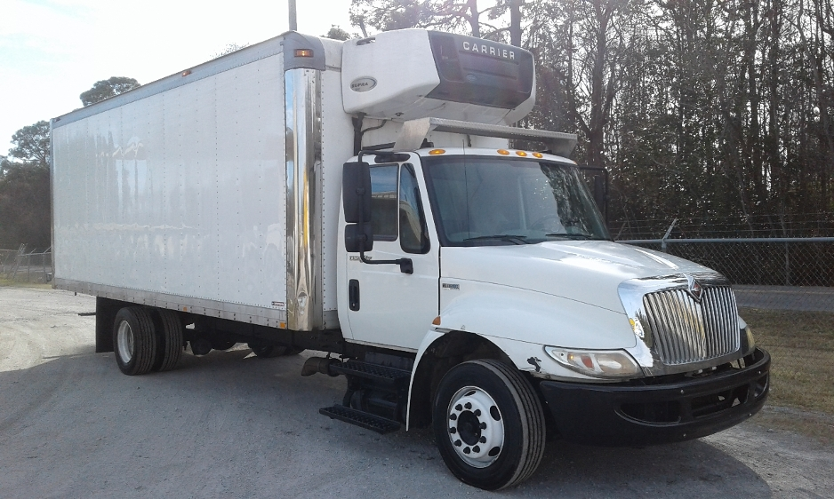 Reefer Truck-Light and Medium Duty Trucks-International-2013-4300LP-CONYERS-GA-166,185 miles-$28,750