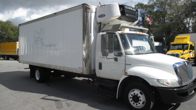 Reefer Truck-Light and Medium Duty Trucks-International-2013-4300LP-PENSACOLA-FL-194,929 miles-$24,250